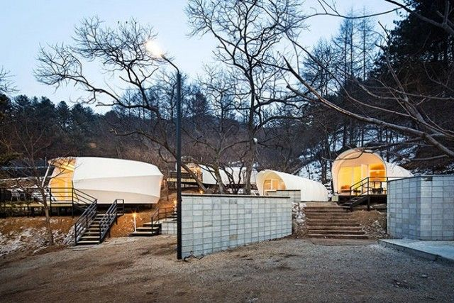 December 8th, 2015Tags:Camping,Glamping,pod,pods,TentGlamorous Camping or Clamping is a travel trend that even more develops in 2016. This sleek, eco-friendly and luxurious korean tent ...