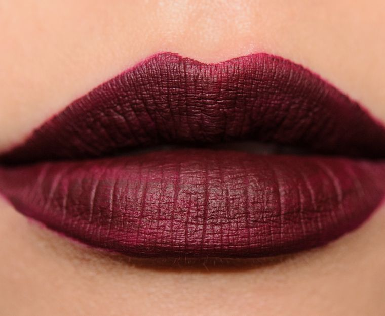 MAC High Drama Retro Matte Liquid Lipstick